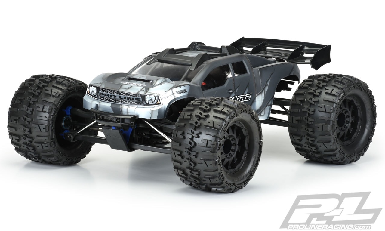 Pro-Line Pre-Cut Brute Body for the Traxxas E-Revo 2.0