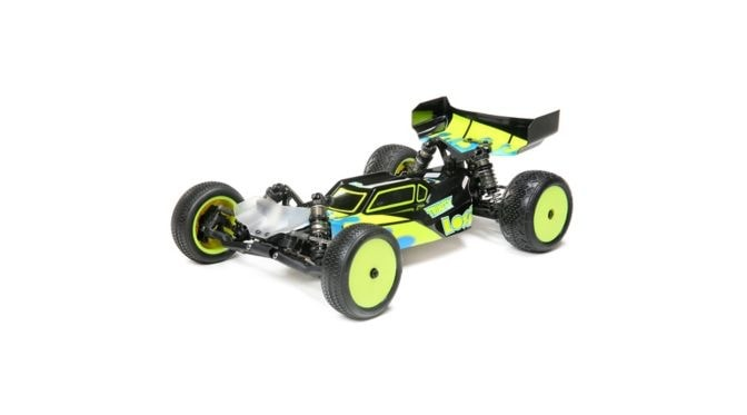 Team Losi Racing's 22 5.0 DC Elite 1/10-scale Competition Buggy Kit