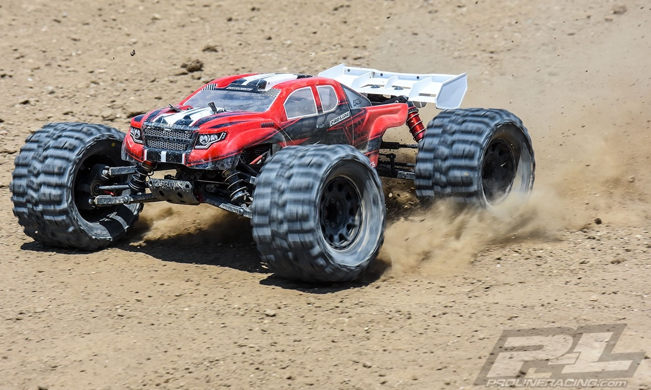 """Pro-Line Trencher HP 3.8"""" All Terrain Belted Tires"""