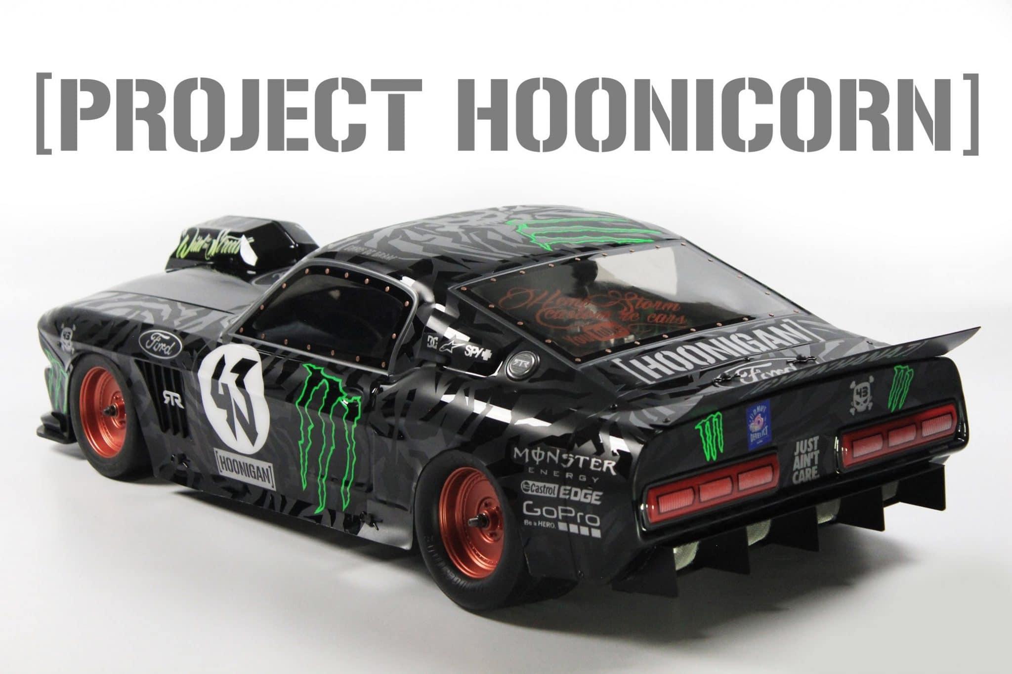 Project Wrap-up – HemiStorm RC's Hoonicorn 1/5-scale Replica [Video]