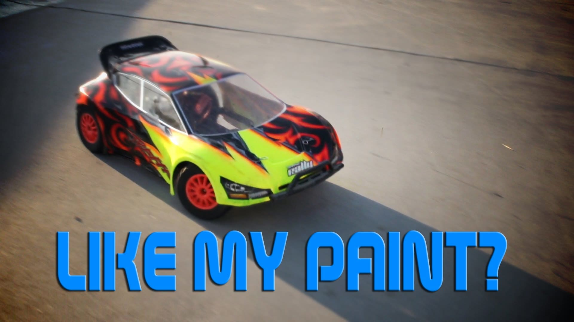 Ripping up a skate park with a Traxxas Rally [Video]