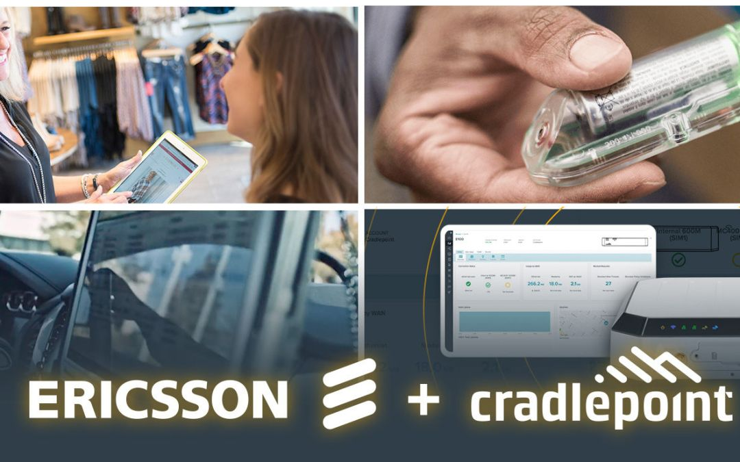 RCN Technologies Offers Accelerated 5G for Enterprise with Ericsson-Cradlepoint Acquisition