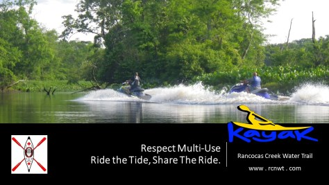 memorial day paddle safe dual jet skis