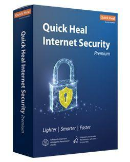 Quick Heal Internet Security 1 PC - 1 Year