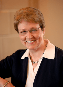 Mrs. Margaret Farmer - RCPL Executive Assistant