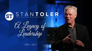 Stan Toler - A Legacy of Leadership 1950-2017