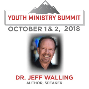 Youth Ministry Summit 2018