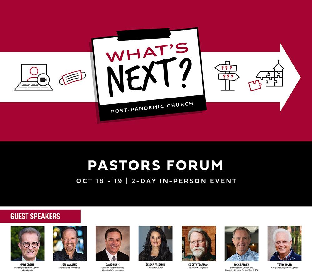 Pastors Forum October 2021