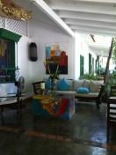 An inn in Los Roques