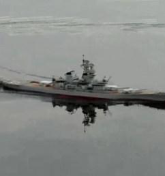 huge radio control rc uss new jersey bb 62 battleship ship ready to run rtr 54 inches long [ 1535 x 1107 Pixel ]
