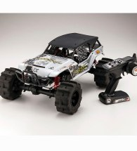 FO XX VE Readyset Kyosho Monster Truck 1/8
