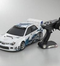 Kyosho Fazer VE-X Rally Subaru Impreza 2006 (RTR, 2.4GHz) 1/10