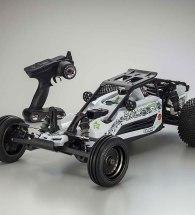 2WD Kyosho Scorpion XXL GP White Auto na daljinski 1/7