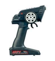 Airtronics / Sanwa MX-V Pistol Grip 3-Channel 2.4GHz FHSS-2 Radio (Tx + Rx)