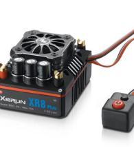 Hobbywing XERUN XR8-Plus 150A Sensored Brushless ESC