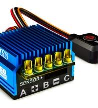 SkyRC Toro TS50 1/10 Sensored Brushless ESC