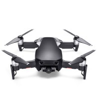 DJI Mavic Air (Onyx Black) Fly More Combo