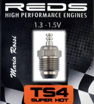 GLOW PLUG TS4 SUPER HOT TURBO SPECIAL OFFROAD - JAPAN