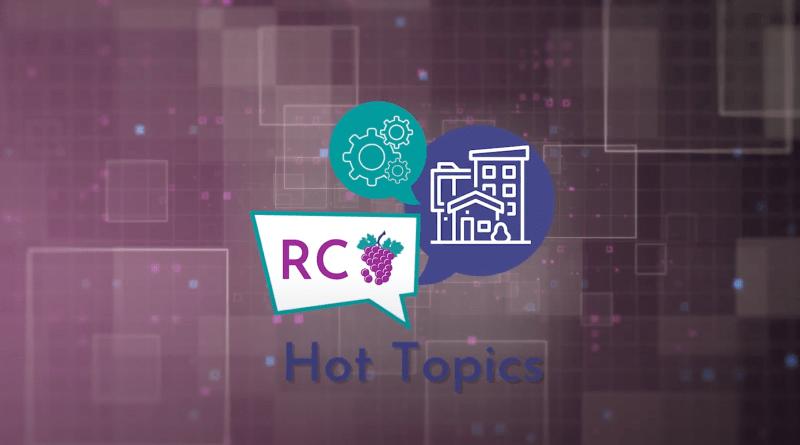 RC Hot Topics Ep. 1