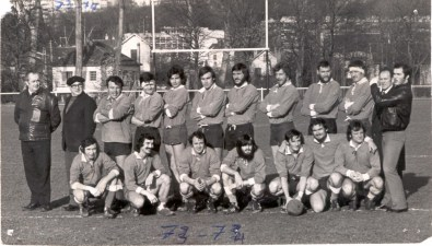 Séniors 1973-1974