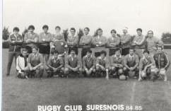 Séniors 1984-1985