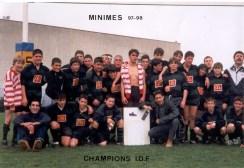 Minimes 1997-1998