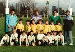 Pré-Poussins 1992