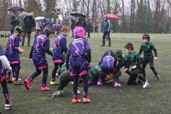 Mini-poussins Equipe 1 plateau à Suresnes