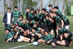 Cadets A : résumé et photos 10ème journée RC Suresnes vs RCP 15