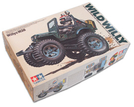 Tamiya Wild Willy