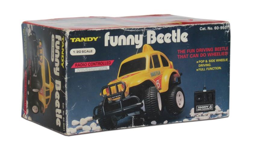 Tandy/Radio Shack Funny Beetle