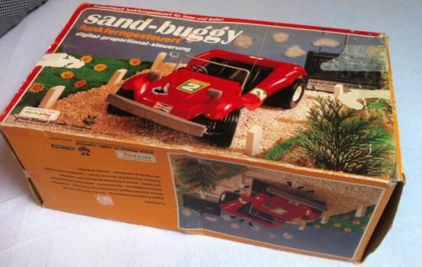 Europlay/Nikko Sand-Buggy