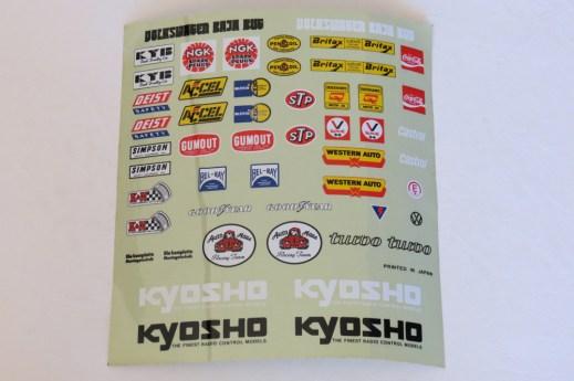 Kyosho Volkswagen Baja Bug