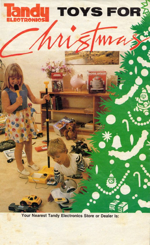 Tandy Toys For Christmas, 1988