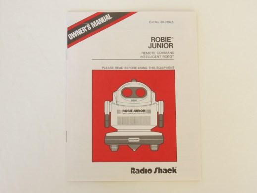 Tandy / Radio Shack Robie Junior