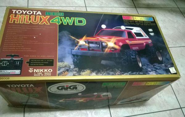 Nikko Toyota HiLux 4WD Mk3