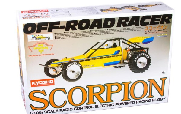 Kyosho Scorpion 2014 Reissue