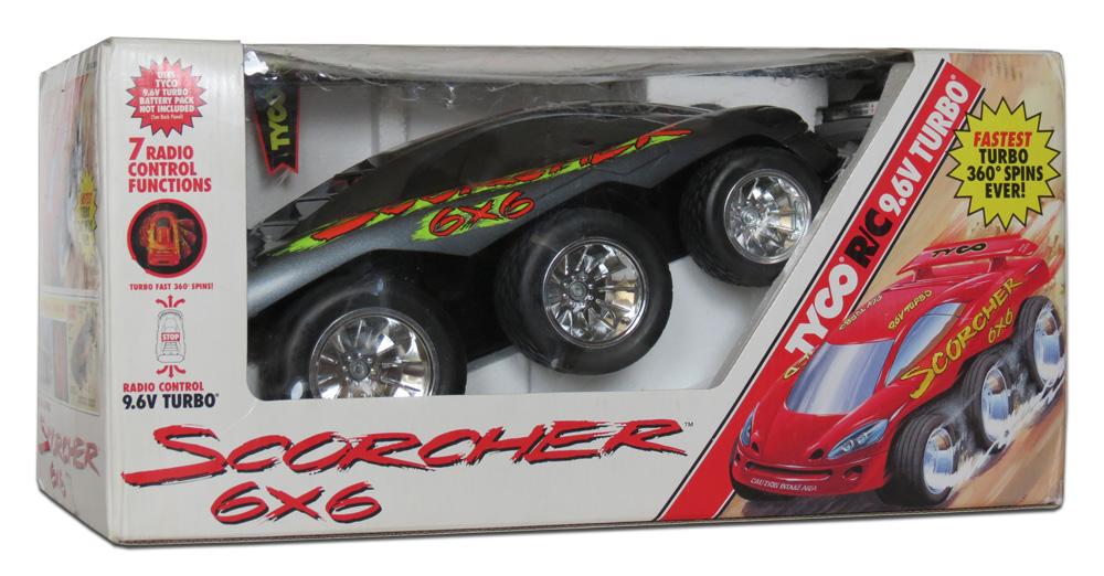 Tyco/Taiyo Scorcher 6x6 (1993)