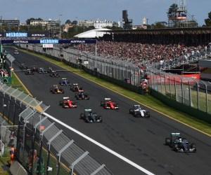 2015 Australian Formula 1 Grand Prix Grid