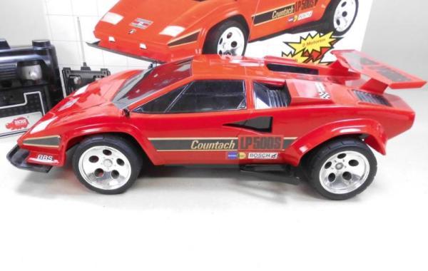 Dickie/Taiyo Lamborghini Countach LP500S