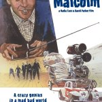 Malcolm - promotional poster featuring Tamiya Sand Scorcher