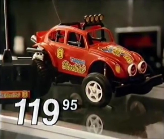 Tandy Australia Christmas Commercial (1987)