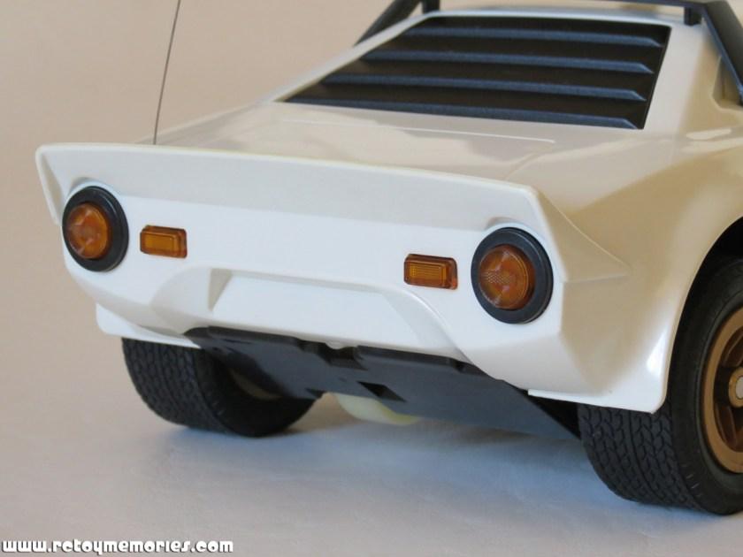 Tomy Radica A Lancia Stratos