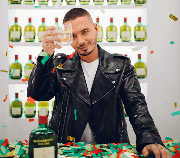 Buchanan's Whisky J balvin