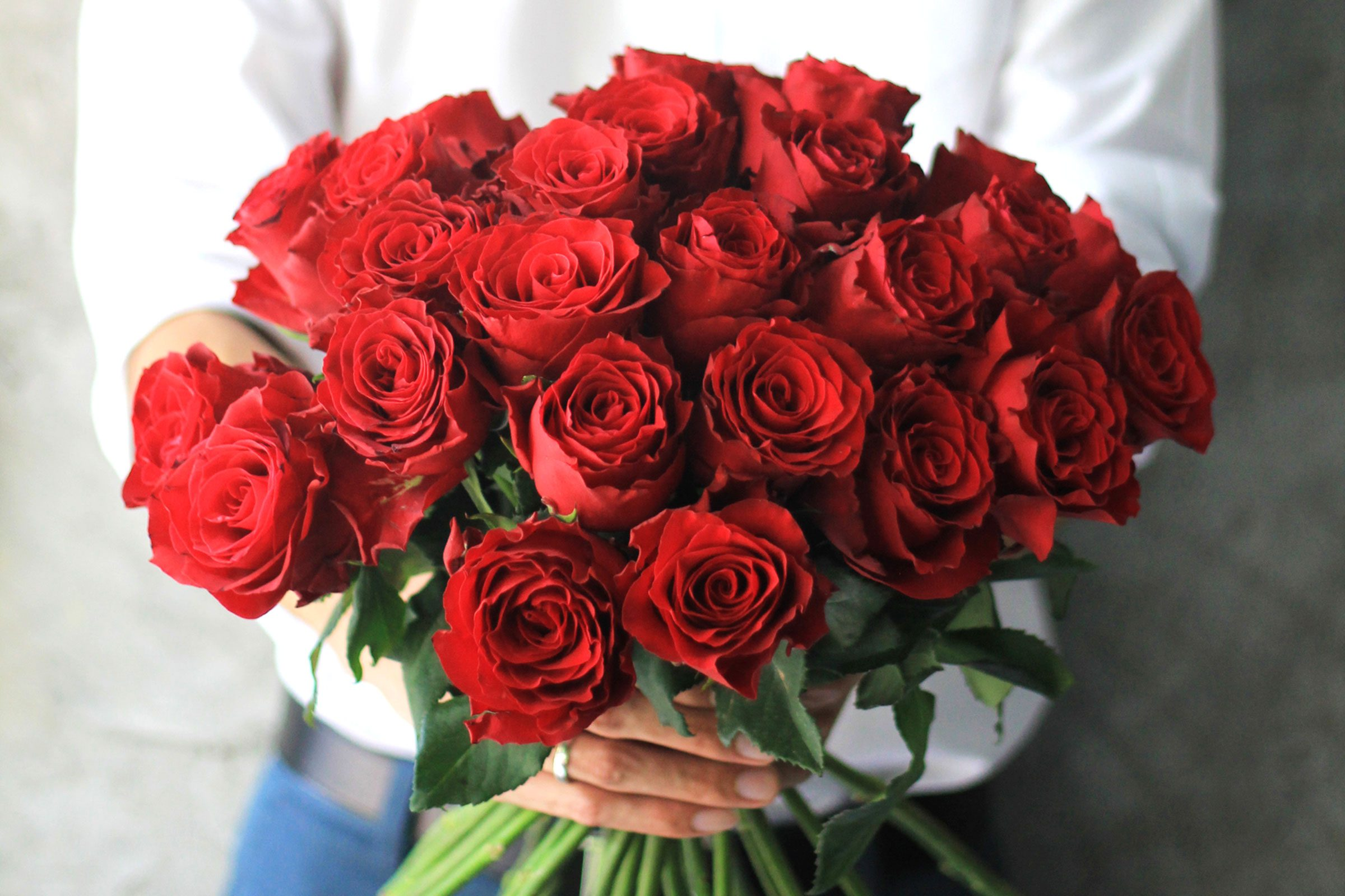 Why Are Roses So Popular For Valentine's Day?  Reader's Digest