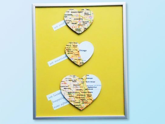 15 Cool Homemade Wedding Gifts Anyone Can Make