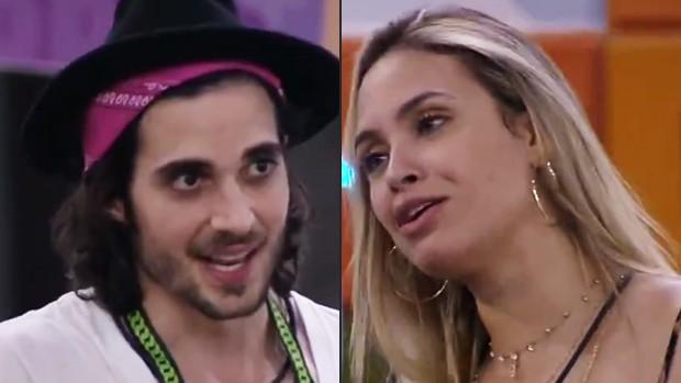 BBB 2021: Fiuk e Sarah revelam medo de se envolver com alguém da casa | RD1