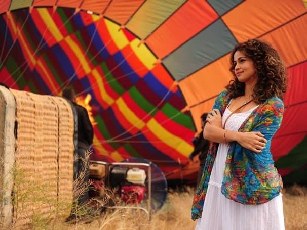 Nanda Costa já gravou todas cenas de sua personagem na Turquia