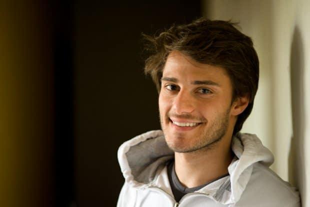 Hugo (foto) é primo de William Bonner