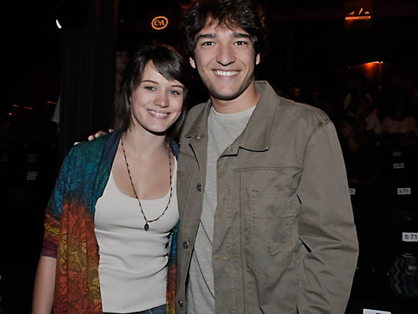 Bianca Bin e Humberto Carrão